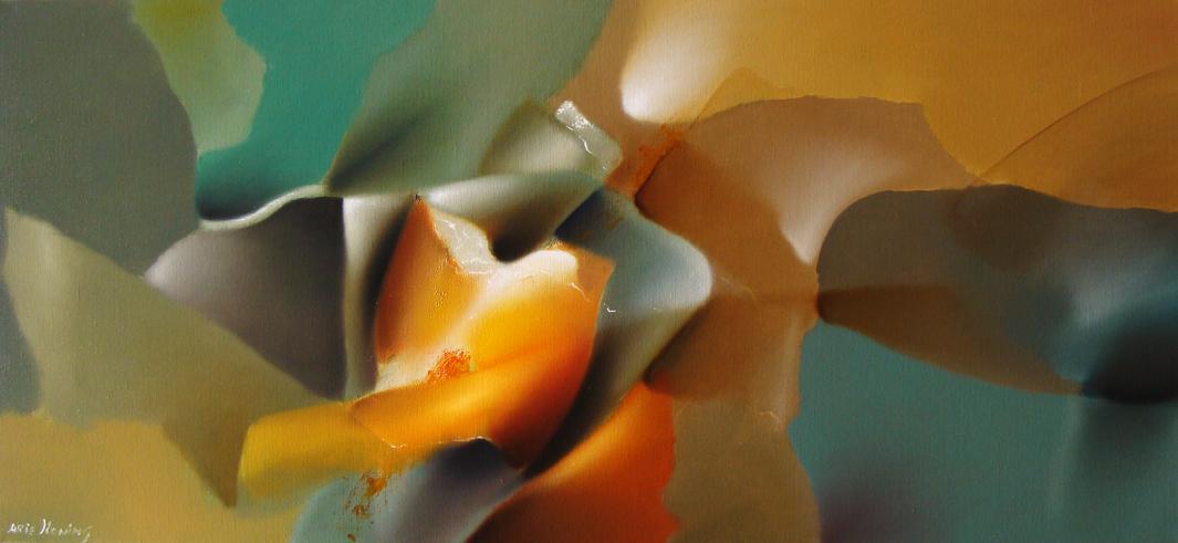Arie koning over abstracte schilderkunst for Moderne schilderkunst
